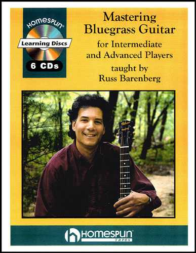 Mastering Bluegrass Guitar-For Intermediate and Advanced Players