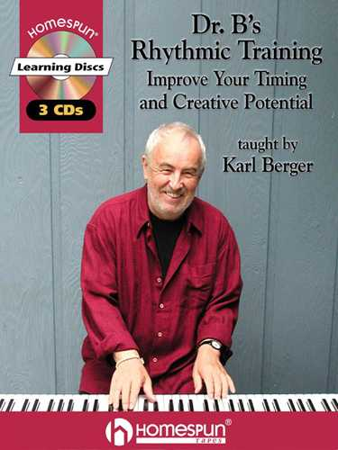Dr.B's Rhythmic Training - Improve Your Timing and Creative Potential