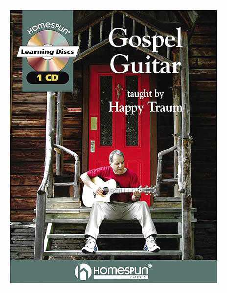 Gospel Guitar - Ten Easy Songs of Spirit and Faith