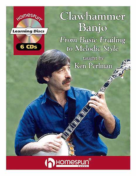 Clawhammer Banjo - From Basic Frailing to Melodic Style
