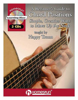 A Beginner's Guide to Chord Positions - Simple, Creative Ways to Move Up the Neck