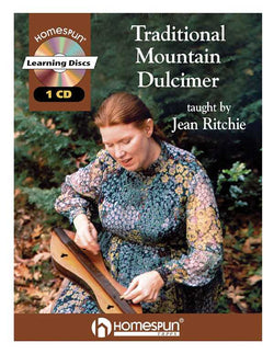 Traditional Mountain Dulcimer