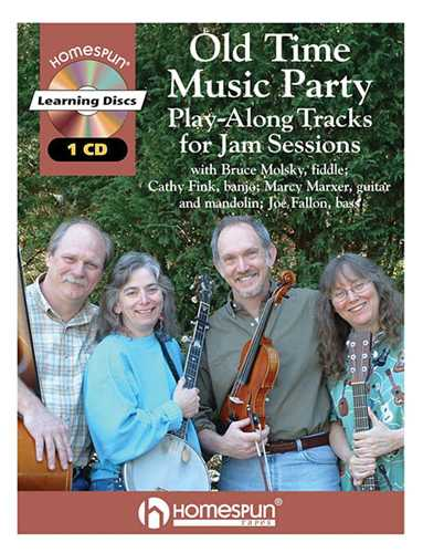 Old Time Music Party - Play-Along Tracks for Jam Sessions