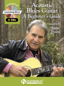 Acoustic Blues Guitar-A Beginner's Guide