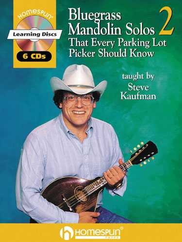 Bluegrass Mandolin Solos That Every Parking Lot Picker Should Know, Series 2