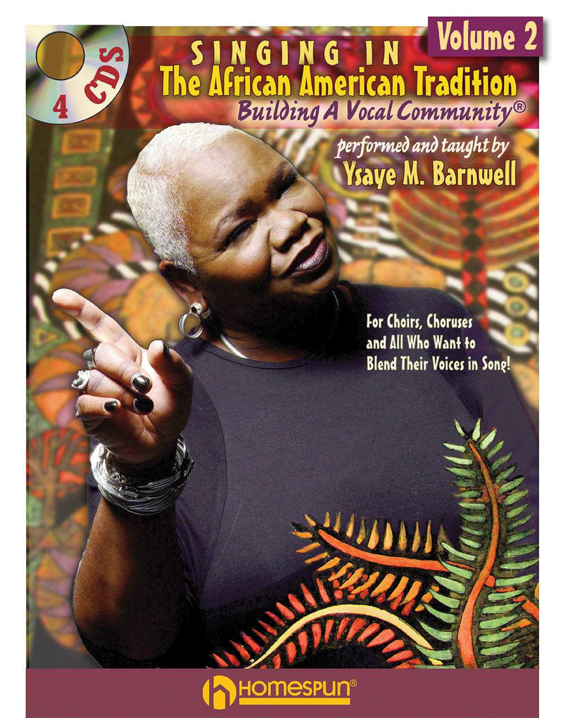 Singing in the African American Tradition - Volume 2