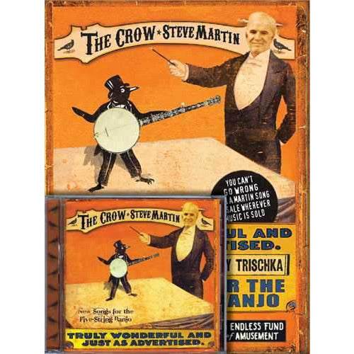 The Crow - New Songs for the Five-String Banjo