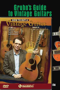 Gruhn Vintage Guitar - Bundle Pack
