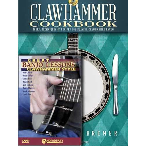 Clawhammer Banjo Pack