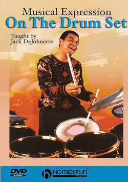 DVD - Musical Expression On the Drum Set