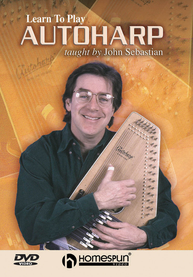 DVD - Learn to Play Autoharp