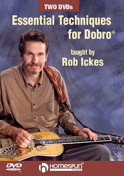 DVD - Essential Techniques for Dobro