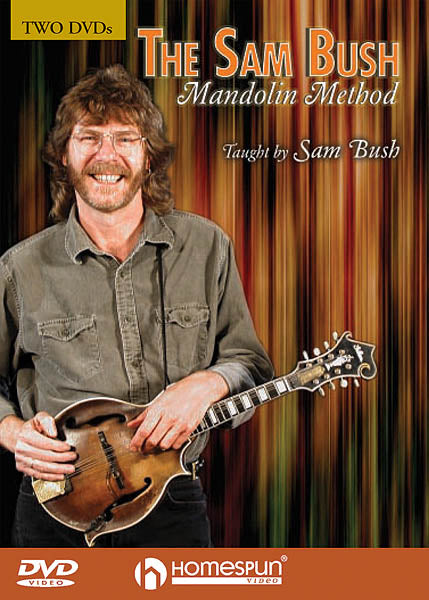 DVD-The Sam Bush Mandolin Method