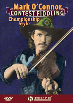 DVD - Contest Fiddling Championship Style