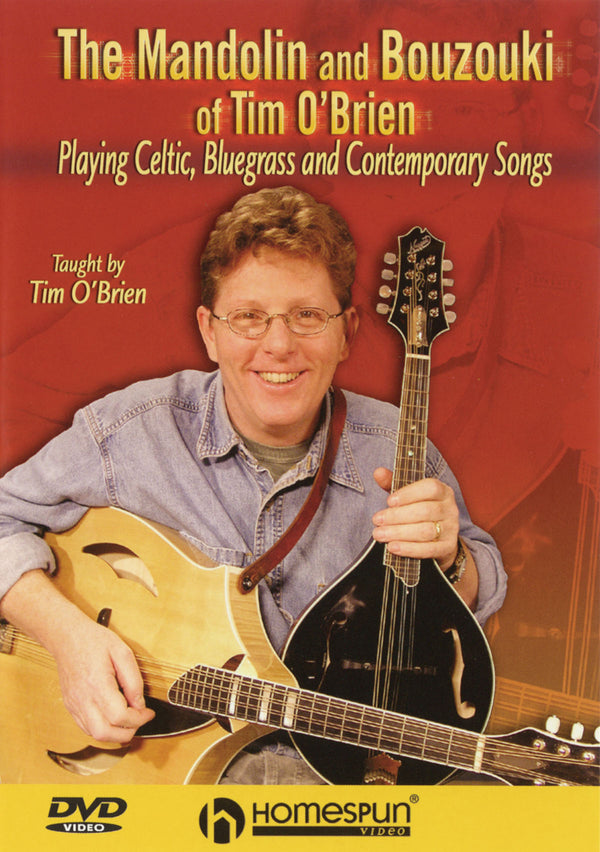 Download -The Mandolin and Bouzouki of Tim O'Brien - Playing Celtic, Bluegrass and Contemporary Songs