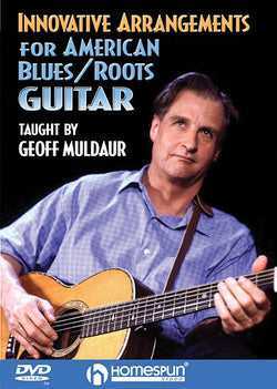 DVD - Innovative Arrangements for American Blues/Roots Guitar