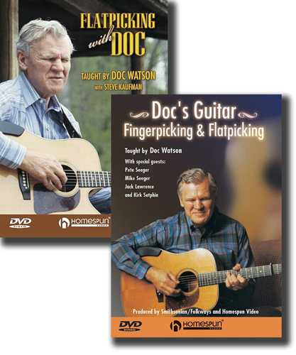 The Doc Watson Complete Package