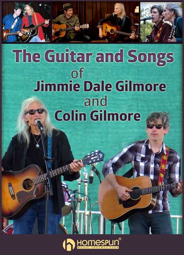 Family Style: The Guitar and Songs of Jimmie Dale and Colin Gilmore