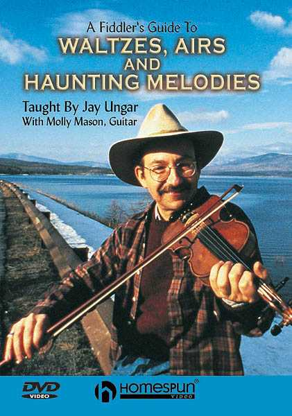 DVD-A Fiddler's Guide to Waltzes, Airs and Haunting Melodies