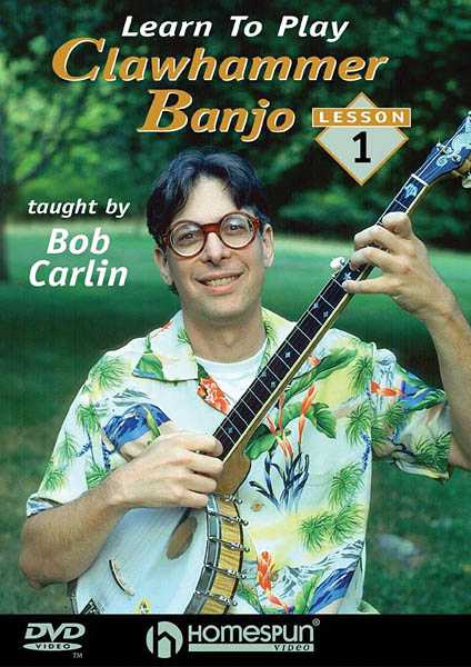 DIGITAL DOWNLOAD ONLY - Learn to Play Clawhammer Banjo: Vol. 1-The Basics