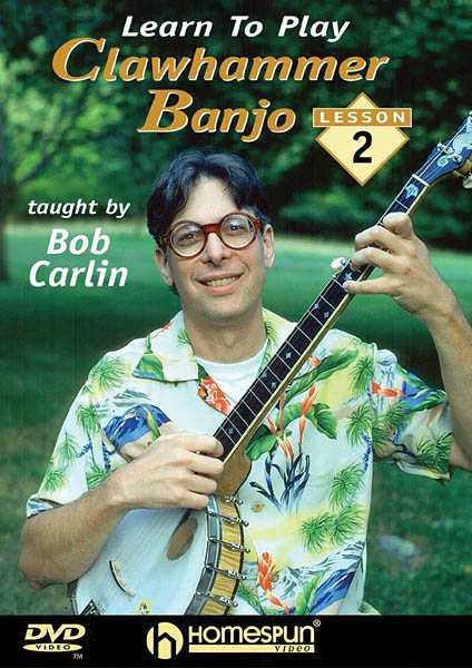 DIGITAL DOWNLOAD ONLY - Learn to Play Clawhammer Banjo: Vol. 2 - Intermediate