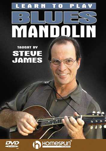 DVD - Learn to Play Blues Mandolin