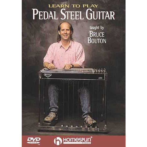 DVD - Learn to Play Pedal Steel Guitar