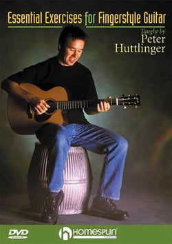 DVD - Essential Exercises for Fingerstyle Guitar