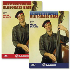 DVD - Bluegrass Bass: Two DVD Set
