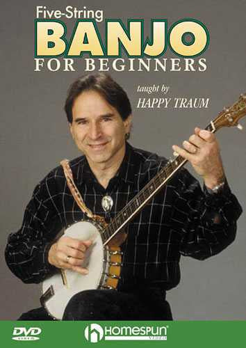 DVD - Five String Banjo for Beginners