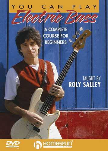 DVD - You Can Play Electric Bass-A Complete Course for Beginners