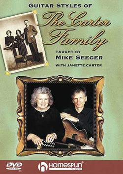 DVD - Guitar Styles of the Carter Family