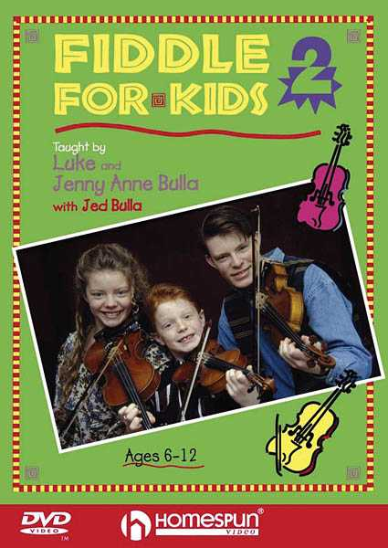 DVD - Fiddle for Kids: Vol. 2