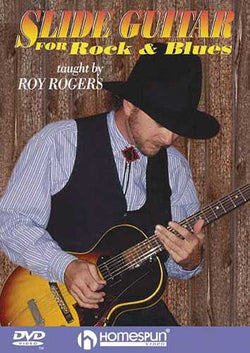 DIGITAL DOWNLOAD ONLY - Slide Guitar for Rock and Blues
