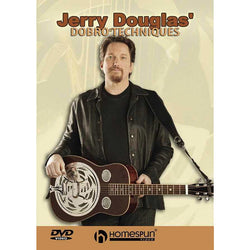 DVD - Jerry Douglas' Dobro Technique