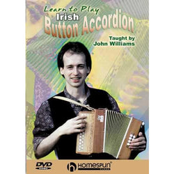 DIGITAL DOWNLOAD ONLY - Learn to Play Irish Button Accordion