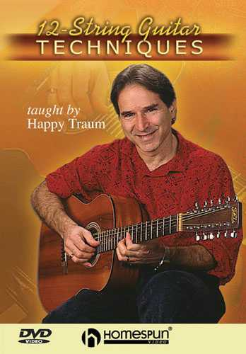 DVD - 12-String Guitar Techniques