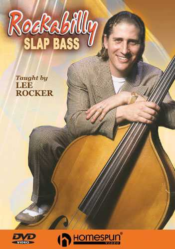 DVD - Rockabilly Slap Bass