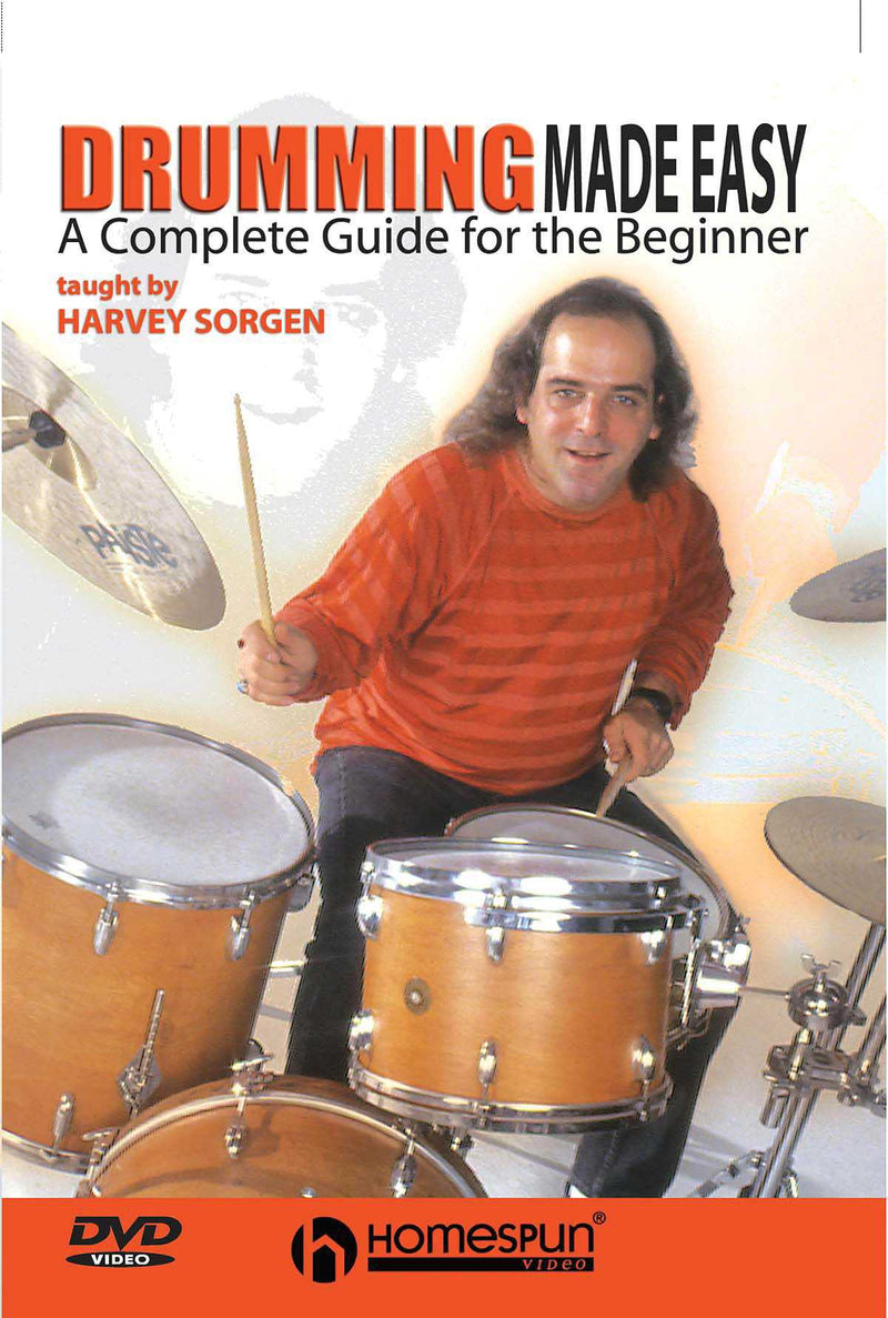 DVD - Drumming Made Easy
