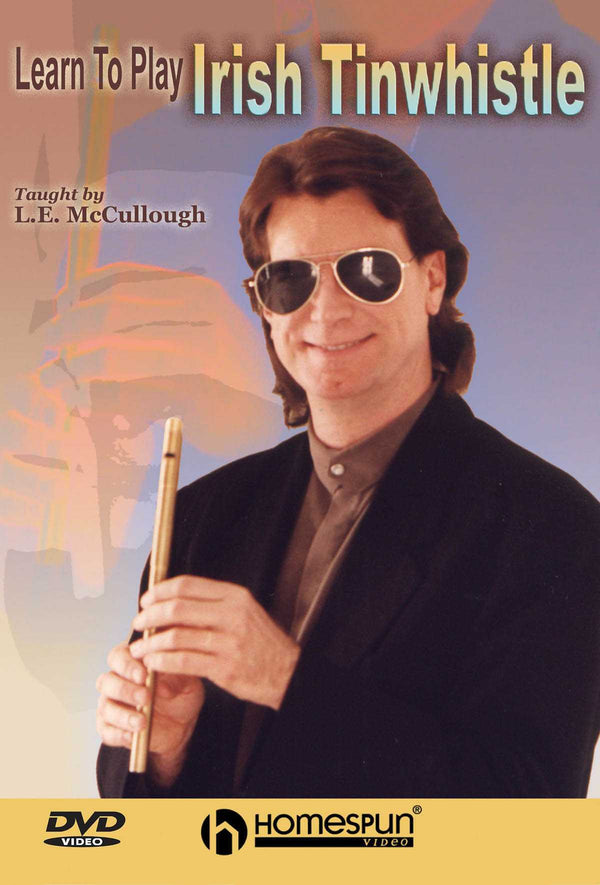 DIGITAL DOWNLOAD ONLY - Learn to Play Irish Tinwhistle