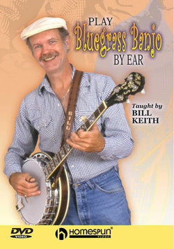 DVD - Play Bluegrass Banjo by Ear