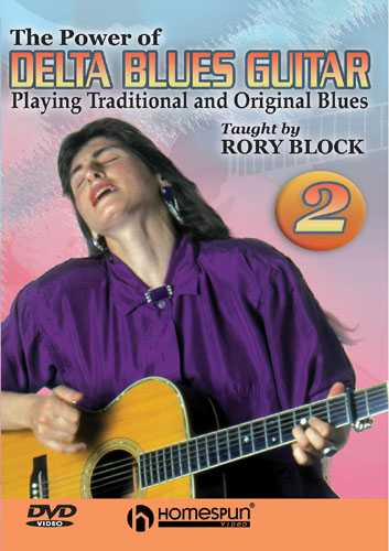 DVD-The Power of Delta Blues Guitar: Vol. 2
