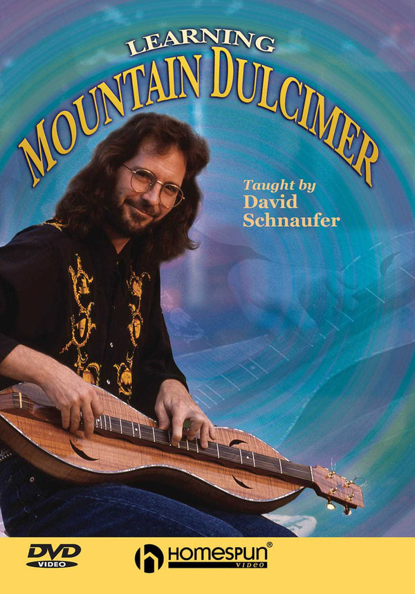 DVD - Learning Mountain Dulcimer