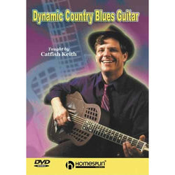 DVD - Dynamic Country Blues Guitar