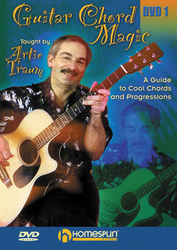 DVD - Guitar Chord Magic: Vol. 1-A Guide to Cool Chords and Progressions