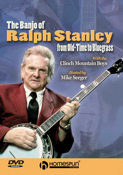 DIGITAL DOWNLOAD ONLY -The Banjo of Ralph Stanley: From Old-Time to Bluegrass