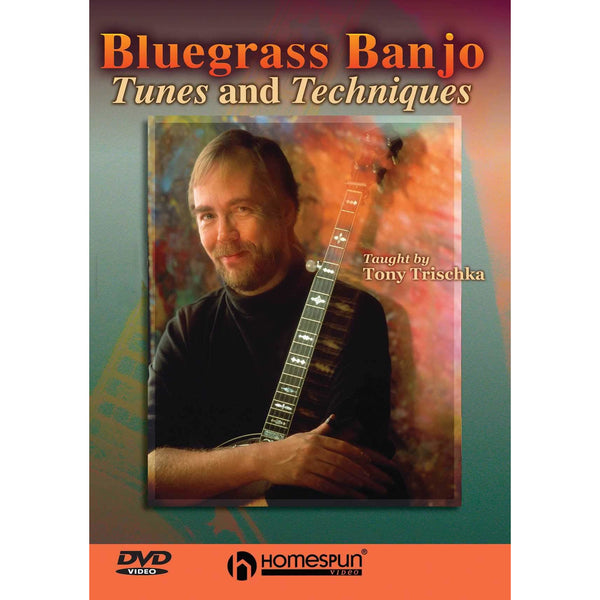 DVD - Bluegrass Banjo Tunes and Techniques