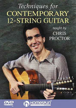 DVD - Techniques for Contemporary 12-String Guitar