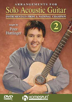 DIGITAL DOWNLOAD ONLY - Arrangements for Solo Acoustic Guitar: Vol. 2 - More Instrumentals From a National Champion