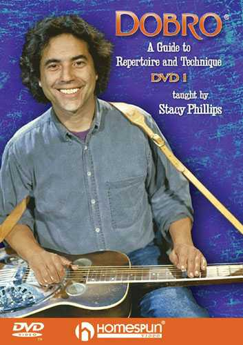 DVD-A Guide to Dobro Repertoire and Technique: Vol. 1 - Soloing and Improvisation